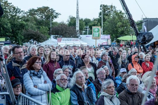 Publikum til tale