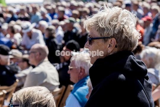 Publikum på Folkemødet