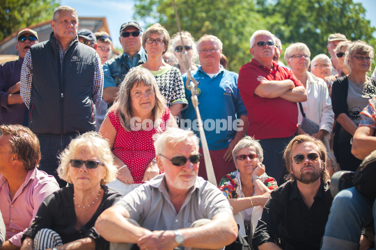 Gæster på Folkemødet