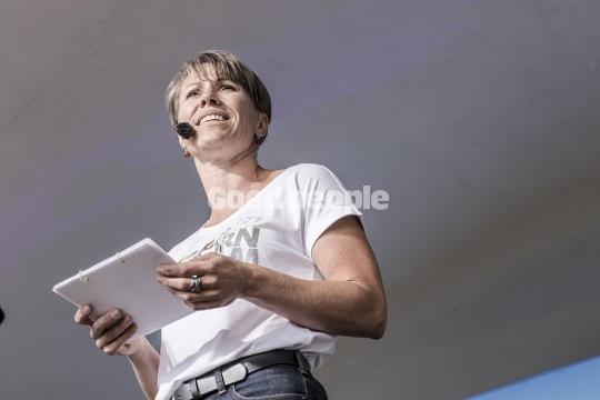 Winni Grosbøll åbner Folkemødet 2018