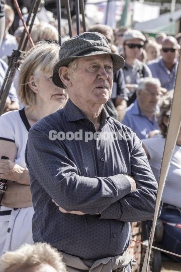 Publikum til Lars Løkke Rasmussens partiledertale
