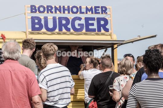 Bornholmer Burger