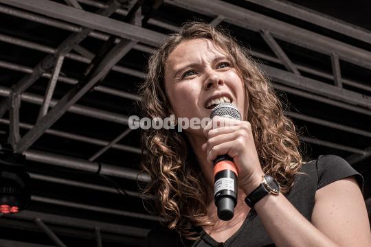 Nanna Bonde: Vinder af DM i Debat 2018