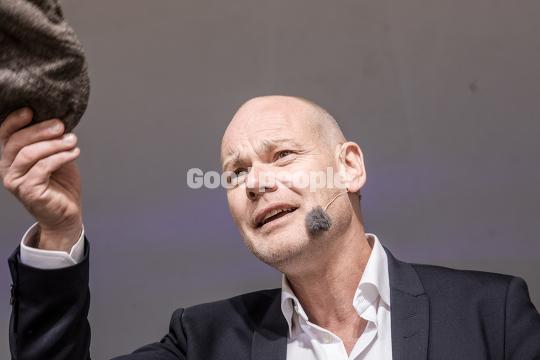 Andreas Bo på hovedscenen