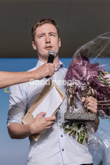 Jacob Mark - vinder af Dialogprisen 2018