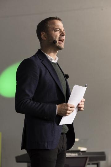 Partiledertale: Morten Østergaard, Radikale Venstre
