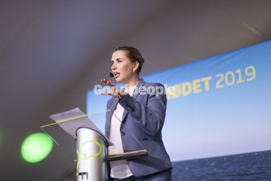Mette Frederiksen