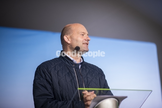 Partiledertale - Søren Pape, Det Konservative Folkeparti