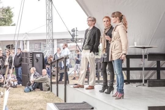 Inger Støjberg, Søren Pind og Ellen Trane Nørby