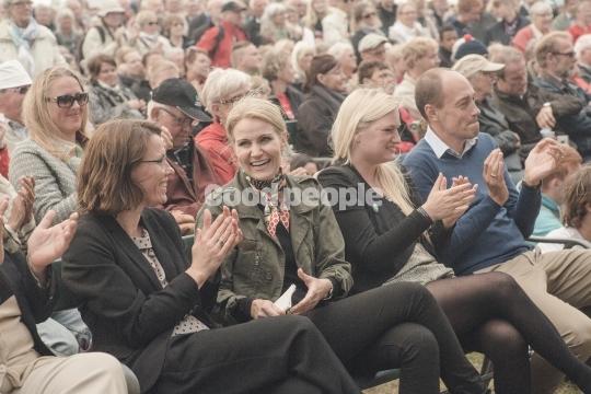 Socialdemokrater på første række