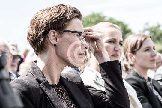 Winni Grosbøll og Mette Frederiksen