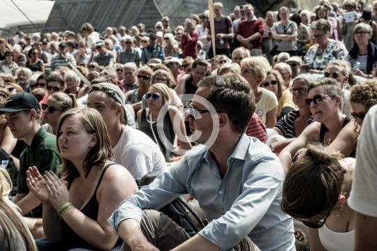 Publikum ved hovedscenen