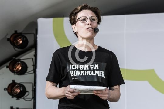Winni Grosbøll på hovedscenen