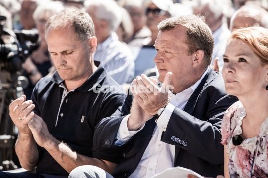 Lars Løkke Rasmussen og Inger Støjberg